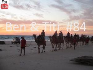 #BenEtTiti #Australie #BenAndTiti #Australia #backpacker #backpacking #aventure #Broome #Australife #Osezlaustralie #WA #Aussie #BenEtTitiInAussie #voyage #voyageenaustralie #lifestyle #Sunset #Camel #WesternAustralia